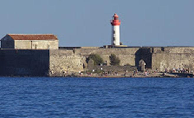 Cantonnement  de  pêche  du  Roc  de  Brescou